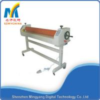 Buy cheap Automatic 1600mm Width Electric Cold Laminator Simple Operation Stable Quality from wholesalers