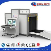 Buy cheap X Ray body scanner machine baggage inspection 38 AWG guarantee from wholesalers