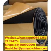 Buy cheap Rubber foam insulation sheet roll from wholesalers