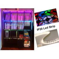 Buy cheap White Blue 36W Flexible Led Strip Light Led Tape For Shelf Lighting from wholesalers