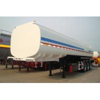 Buy cheap CIMC fuwa axle 45000 liters fuel tanker trailer with competitve  price from wholesalers