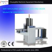 Buy cheap Optional Conveyor Direction Automatic Pcb Unloader With 320*355*567 Magazine Size from wholesalers