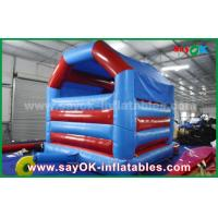 Buy cheap Kids Air Blow Jumping Bouncer Toys , Baby Inflatable Bounce House from wholesalers