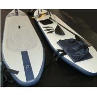 Buy cheap White One Person Inflatable Surfboard Wavestorm Paddle Board 3.3 x 0.72m from wholesalers