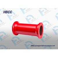 Buy cheap Hardened Pipe Concrete Pump 5 inch Stright Pipe for CIFA Sany PM Zoomlion Concrete Pump Accessories from wholesalers