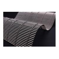 Buy cheap Wall Cladding Architectural Wire Mesh Flexible Solid Structure Corrosion Resistant from wholesalers