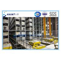 Buy cheap AS RS Automatic Storage Retrieval System Improving Storage Space For Pallets from wholesalers