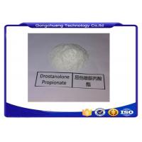 Buy cheap Safeshipping Raw Steroid Powder Drostanolone Propionate Masteron For Anabolic Bodybuilding from wholesalers
