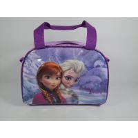 Buy cheap Promotional Polyester Kids School Bag Fashion cartoon Handbag With Removable Strap product
