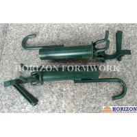 Buy cheap Right Angle Clamp Scaffold Hook Connecting Scaffold Tube With 1/2 Wedge Coupler from wholesalers
