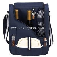 Buy cheap Picnic Wine and bottle bag cooler bag oxford material from wholesalers