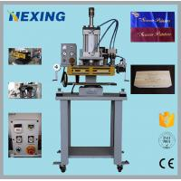 Buy cheap 2016 Hot Sale  Hot Foil Printing Machine,Hot Foil Stamping Equipment from wholesalers