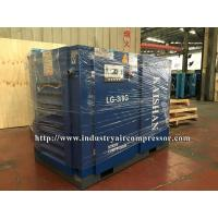 Buy cheap Stationary Electric Rotary Screw Air Compressor 116 Psi 106 Cfm 25 HP LG 2.5/8 from wholesalers