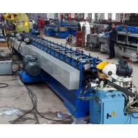 Buy cheap Fly Saw Cutting Rectangle Welding Tube Roll Forming Machine with Punching Press Machine from wholesalers