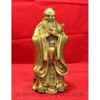 Buy cheap Bronze sculpture Confucius from wholesalers