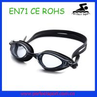 Buy cheap Stylish swimming goggles one piece swim goggle from wholesalers