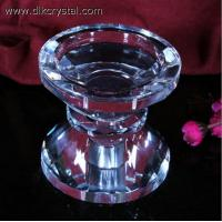 Buy cheap crystal candle holder Glass candle holders ,crystal candle stick votive candle holders craft pulicrystal-322 from wholesalers