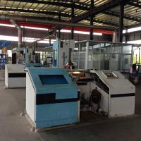 Buy cheap High Performance Straight Line Wire Drawing Machine With High Intensity from wholesalers