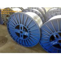 Buy cheap Aluminum Clad Steel Wire  as per ASTM B 415 with  Steel Drum from wholesalers