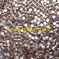 Buy cheap Carbon steel cut wire shot, carbon steel shot, metal abrasives, stainless steel shot 304,410,430 from wholesalers