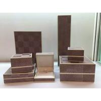 Buy cheap Classical Jewelry Props Plastic Storage Box For Jewellery 1 Year Warranty from wholesalers