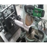 Buy cheap Circular / Square Pipe Roll Forming Machine , 444mm Coil Width Tube Roll Forming Machine product