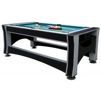 Buy cheap Deluxe 7FT  Multi Function Game Table Flip 3 In 1 Game Table  Billiards For Club from wholesalers