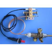 Buy cheap Piezoelectric Igniter Framed SV12 Gas Oven Thermostat Heat Control Valve 0.5 Kgs from wholesalers