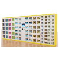 Buy cheap Outdoor Drink Vending Lockers , Snack Vending Machine With Cash / Cashless Payment from wholesalers