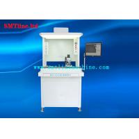 Buy cheap CNSMT Led Pcb Glue Dispenser Machine High Speed 110V / 220V 2000KG Weight from wholesalers