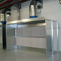 Buy cheap spray booth YK-900 from wholesalers