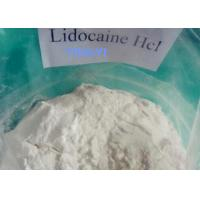 Buy cheap 99% Local Anesthetic Pain Killer Pharmaceutical Intermediates Drug  Lidocaine Base CAS 137-58-6 for Releasing Pain from wholesalers