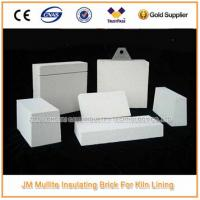 Buy cheap JM Series Lightweight Mullite Insulation Brick from wholesalers