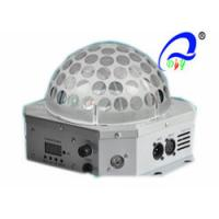 Buy cheap RGB LED Christmas Light Magic Ball Shaped Heart Effects For Party AC 110V - 220V from wholesalers