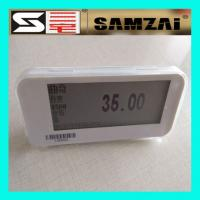 Buy cheap Grocery Store EAS Accessories ESL Electronic Price Label Waterproof Tag from wholesalers
