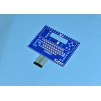 Buy cheap Simple Color / Button Raised And Large Size Control Membrane Switch product