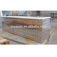 Buy cheap hot sale aluminum tool box best truck tool chest from wholesalers