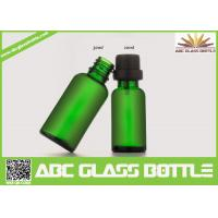 Buy cheap 5ml, 10ml,15ml,20ml,30ml,100ml Empty Glass Essential Oil Bottle With Pipette from wholesalers