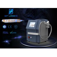 Buy cheap 808nm Fiber Coupled Permanent Laser Hair Removal Machines Single Pulse CE Approval from wholesalers