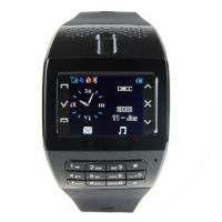 Buy cheap 2012 wrist watch phone Quad-band 1.5 inch Touch Screen 1.3 Mega Pixels Camera from wholesalers