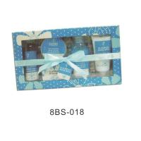 Buy cheap Natural Bath And Body Gift Set With 150g Crystal Bath Salt #8BS-018 from wholesalers