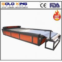 Buy cheap Lowest cost fabric auto feeding laser cutter 2000*3000mm for sale from wholesalers