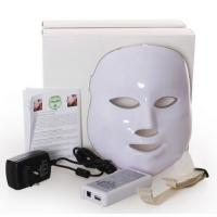 Buy cheap Led facial mask,home use 7 colors facial mask beauty equipment led machine for product