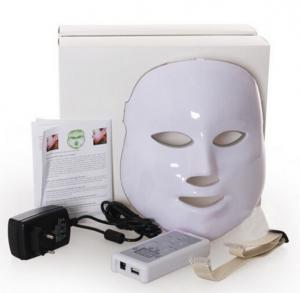 Buy cheap Led facial mask,home use 7 colors facial mask beauty equipment led machine for skin rejuvenation LED Mask product