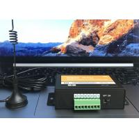 Buy cheap Two Way Transmission Wireless Modbus RTU, Activate Output GSM Remote Terminal Unit product