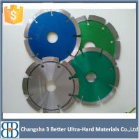 Buy cheap China factory Diamond Saw Blade cutting tools for Granite, Concrete, Stone. from wholesalers