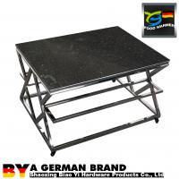 Buy cheap Multi Functional Removable Granite Restaurant Table / Hotel Buffet Table from wholesalers