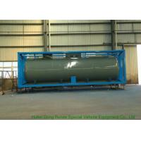 Buy cheap 30FT T14  ISO Tank Container For Chemical , International Tank Containers from wholesalers