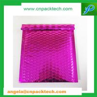 Buy cheap custom logo printed good quality colorful metalized bubble mailers from wholesalers