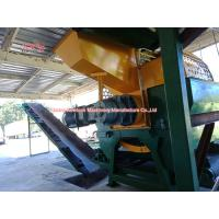 Buy cheap Waste Rubber Tire Recycling Plant No Waste Gas 20000kg - 60000kg Weight from wholesalers